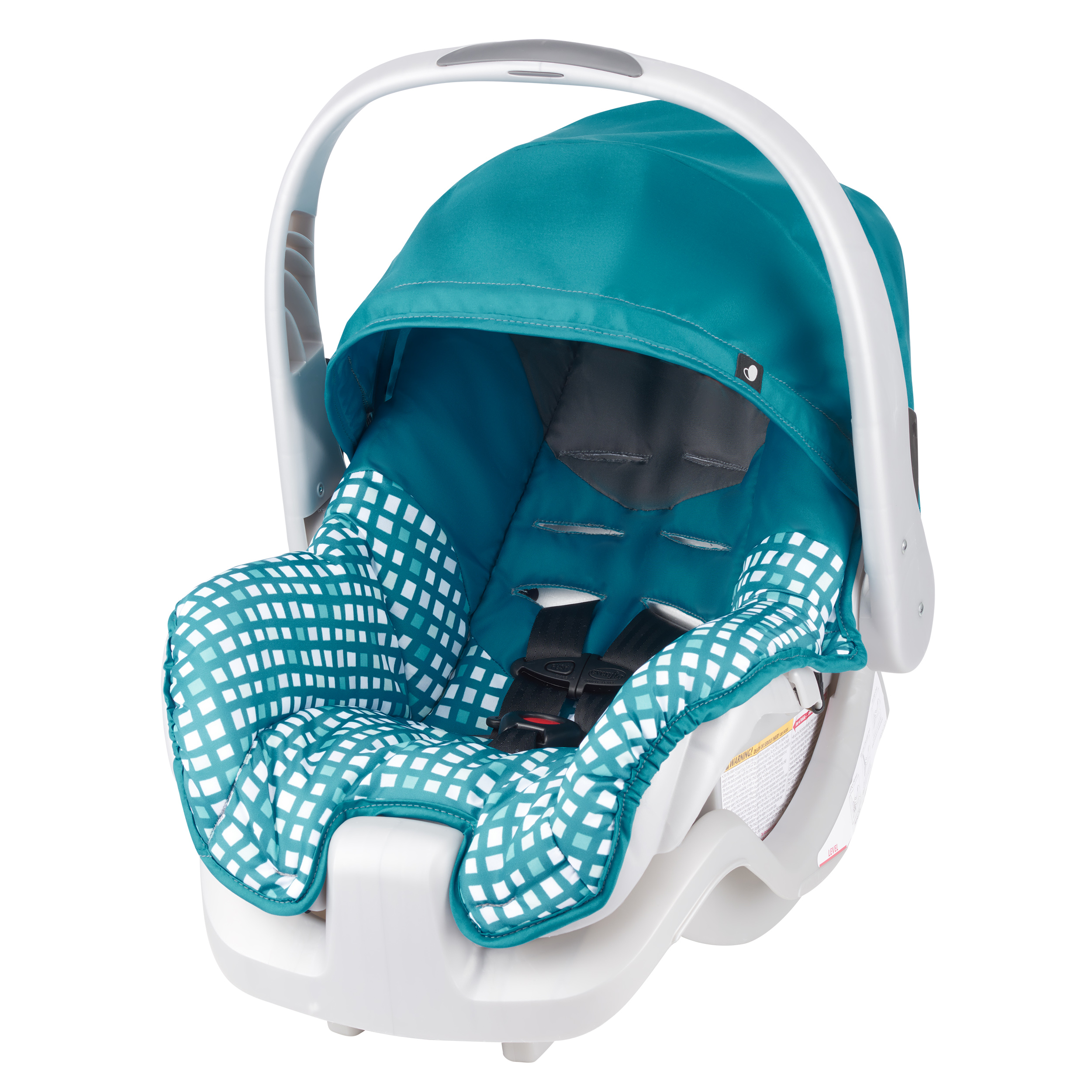 Evenflo Nurture Infant Car Seat, Kazoo Blue