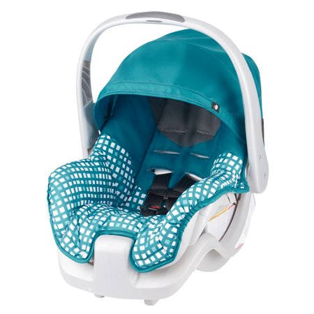 evenflo nurture infant car seat kazoo blue. Black Bedroom Furniture Sets. Home Design Ideas