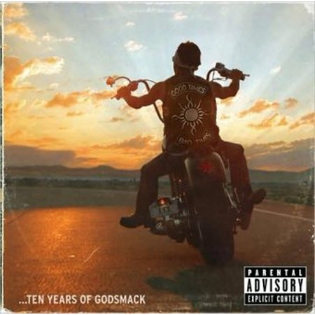 Good Times Bad Times: 10 Years of Godsmack (Includes DVD) (explicit) (Through The Good Times And The Bad)