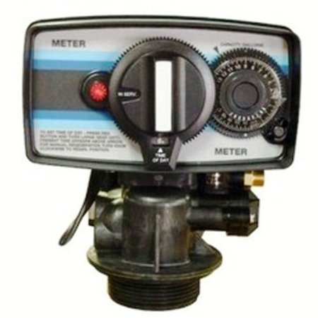FLECK 5600 METER ON DEMAND SOFTENER CONTROL VALVE ONLY