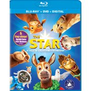 The Star (Blu-ray + DVD + Digital)