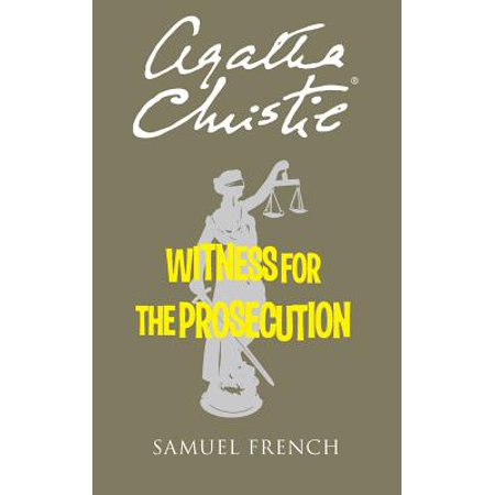 Witness for the Prosecution (Called Out For Witness)