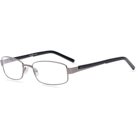 fatheadz eyewear mens prescription glasses stand gunmetal
