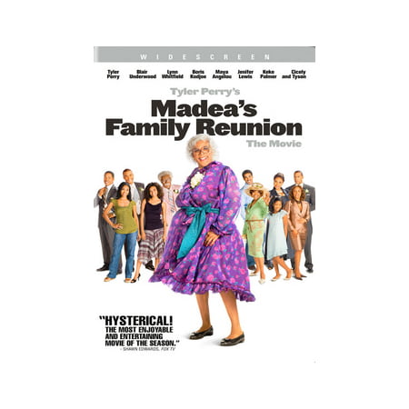Madea's Family Reunion: The Movie (DVD) (Imdb Family Halloween Movies)