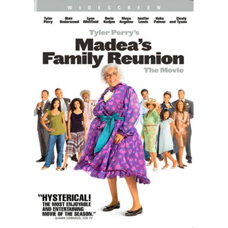 Madea's Family Reunion: The Movie (DVD) - Boo A Madea Halloween Movie Trailer