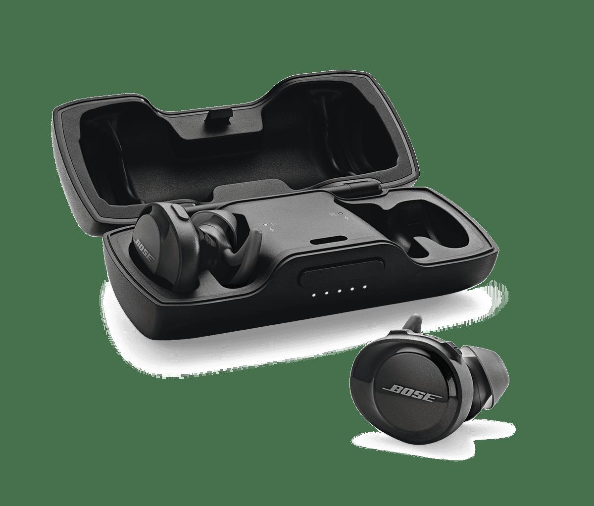 Bose Soundsport Free True Wireless Earbuds Black Walmart Com Walmart Com