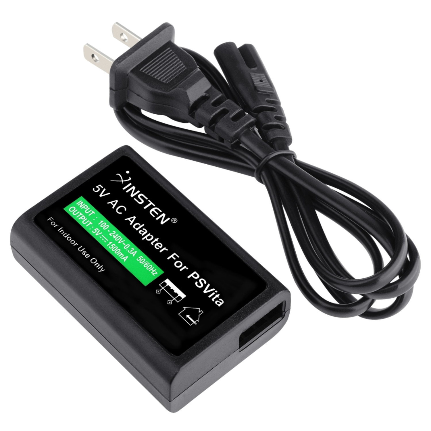 Insten AC Power Charger Adapter For Sony PlayStation Vita (PS Vita)