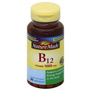 NATURE MADE Vitamin B12, 1000 mcg, Softgels, 90.0 CT