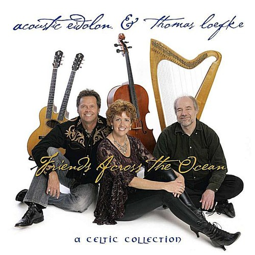 Friends Across the Ocean (CD)