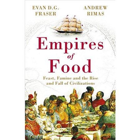 Empires of Food : Feast, Famine and the Rise and Fall of