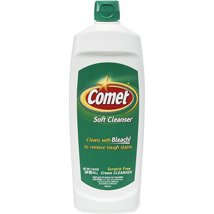 Multi-Surface Cleaner: Comet Soft Cleanser