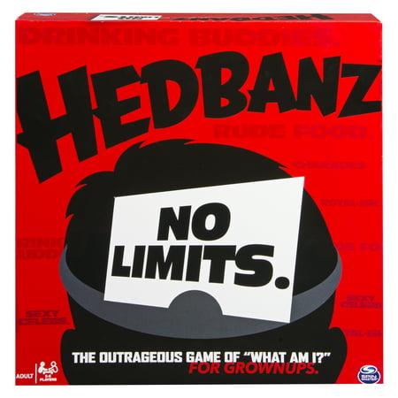 Hedbanz No Limits Walmart