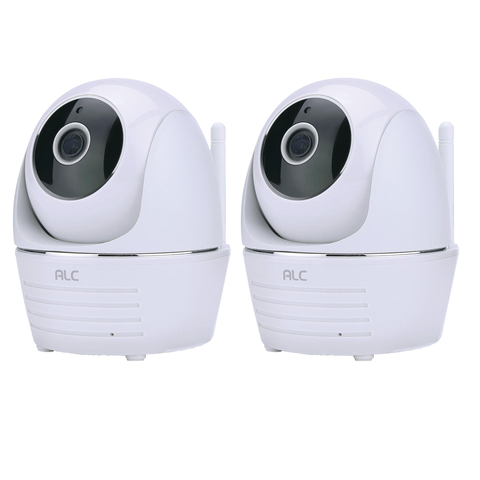 2 Pack ALC AWF23 1080P Full HD Pan & Tilt Wi-Fi Camera by ALC