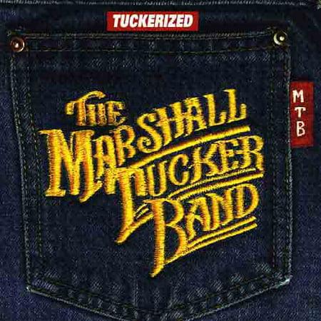 THE MARSHALL TUCKER BAND - TUCKERIZED (Marshall Tucker Band 24 Hours At A Time)