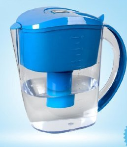 EHM Alkaline Mineral Water Ionizer Pitcher 3.5L Pure Healthy Water in Minutes EHM by EHM
