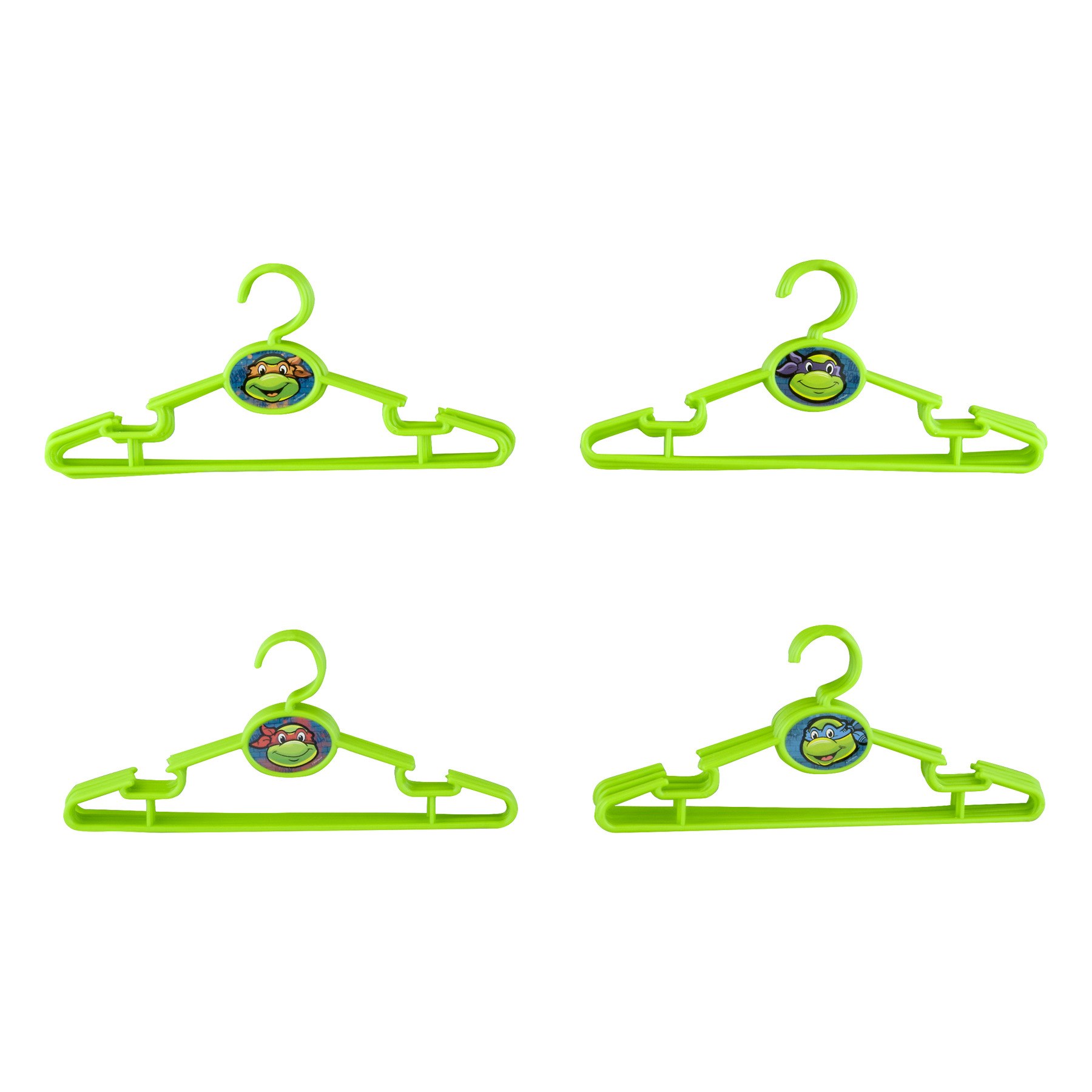 Childrens Hangers Teenage Mutant Ninja Turtle - 30 PK, 30.0 CT