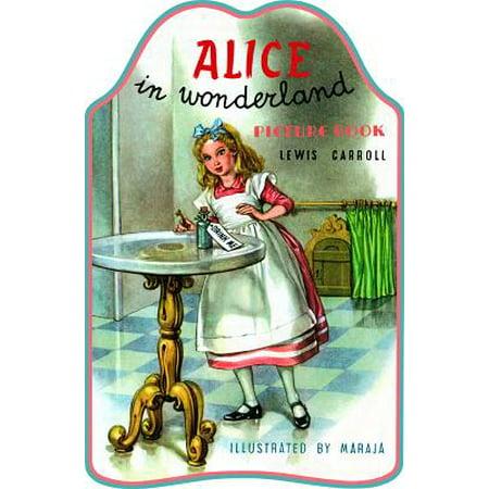 Alice in Wonderland Picture Book - Characters In Alice In Wonderland
