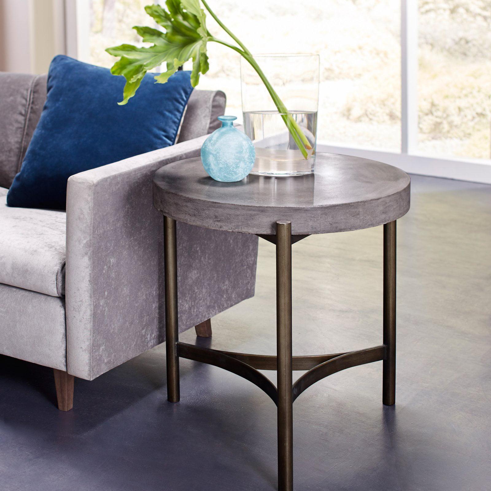 Modus Lyon Round Side Table by Modus Furniture International