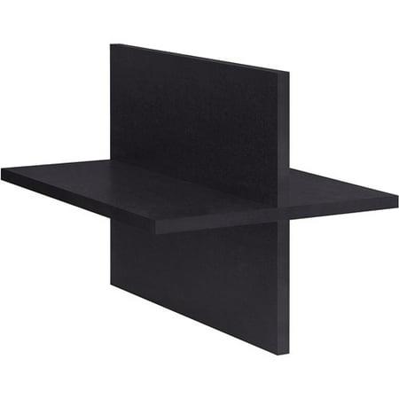 (Set of 6) Better Homes and Gardens Cube Storage Shelf Quad, Black