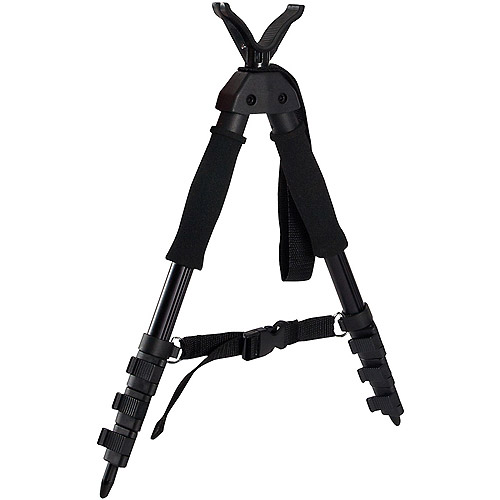 """Allen Intruder Bipod with Snap-Lock, Extends To 34"""""""