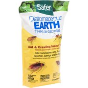 Safer Brand Diatomaceous Earth Bed Bug Flea Ant Crawling Insect 4