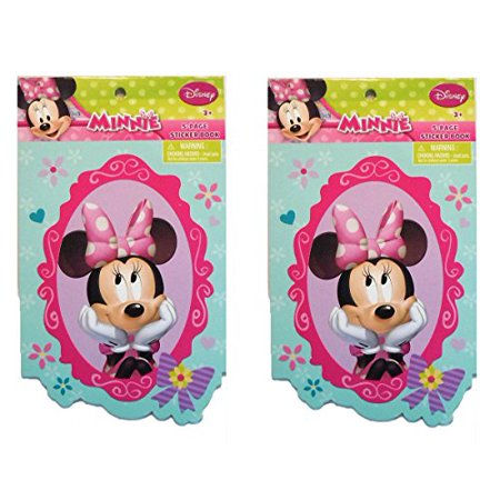 Minnie Mouse Sticker Book (2 Pack) ()