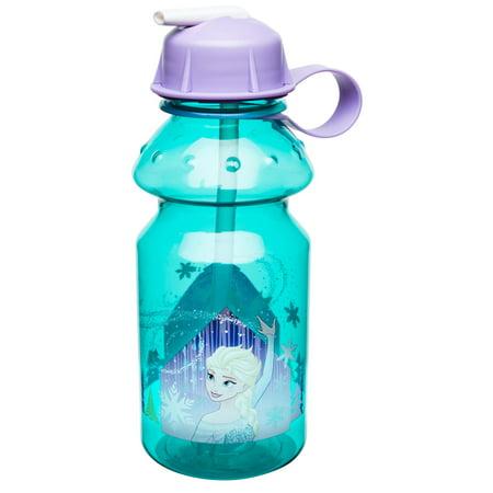 Frozen Water Bottle Labels (Zak Designs! Disney Frozen Tritan 14 Ounce Water Bottle, 1)