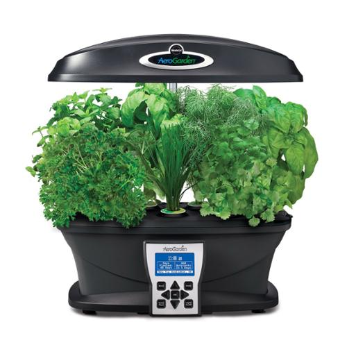 AeroGrow Miracle-Gro AeroGarden Ultra with Gourmet Herb S...