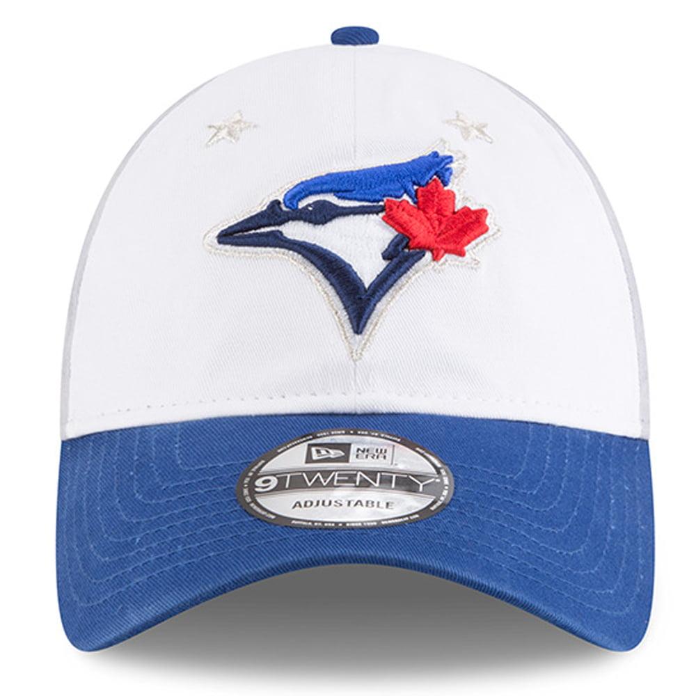 4fc71dfeecccd4 ... ebay toronto blue jays new era 2018 mlb all star game 9twenty  adjustable hat white royal