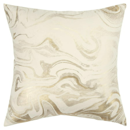 Rizzy Home Decorative Downfilled Throw Pillow Abstract 20