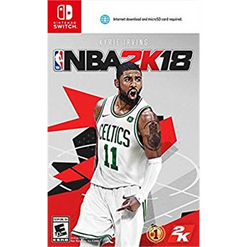 Refurbished NBA 2K18 Early Tip-Off Edition - Nintendo Switch