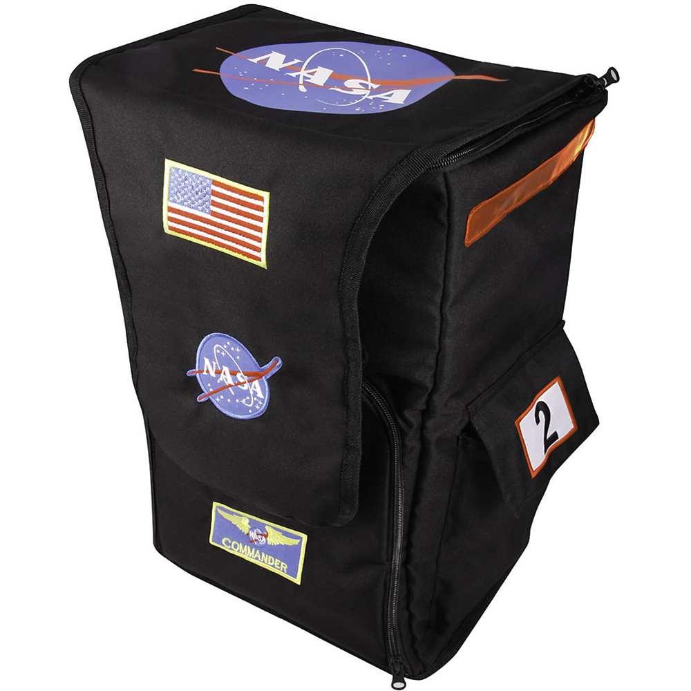 Jr. Astronaut Black Space Backpack