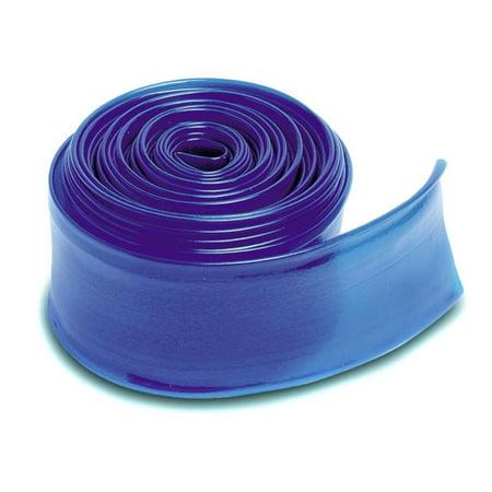 Blue Heavy Duty Swimming Pool Pvc Filter Backwash Hose 200 39 X 2
