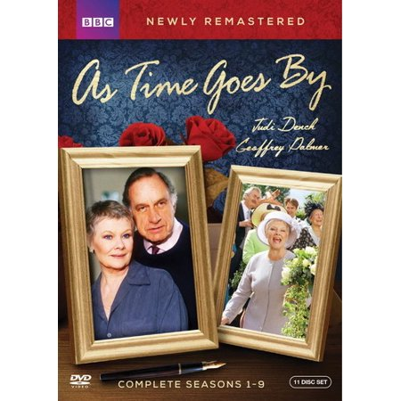 As Time Goes By: Complete Seasons 1-9 (Remastered) (As Time Goes By Complete Box Set)
