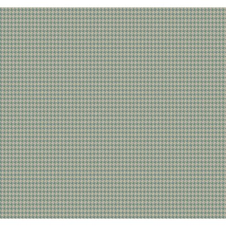 Menswear Tyler Houndstooth Removable Wallpaper