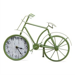 Tag 206260 bicycle clock Bicycle Double Bubble Clock