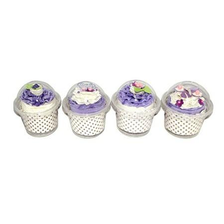 Cupcake Box, Assorted - Styles Vary -