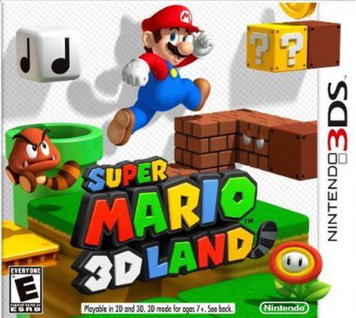 Refurbished Super Mario 3D Land