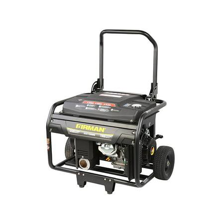 Firman ECO7000RE - 5500 Watt Electric Start Portable Generator w/ Remote
