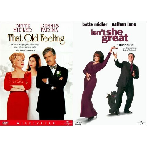 Bette Midler Collection - Isn't She Great / That Old Feeling DVD