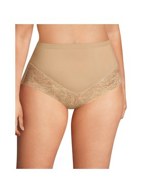 271cee8bcec Product Image Maidenform Curvy Firm Foundations At-Waist Shaping Brief -  Size - 3XL - Color -