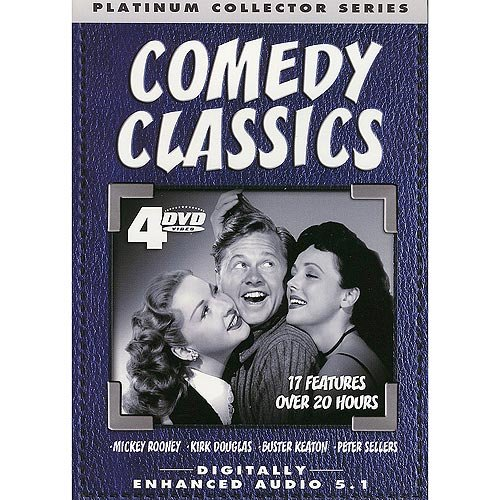 Platinum Collector Series: Comedy Classics (Full Frame)