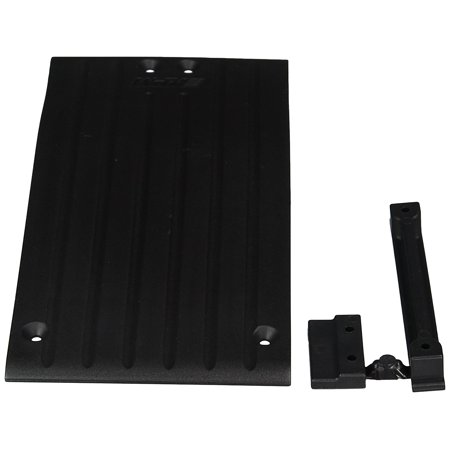 73352 Center Skid/Protector Plate, Black Savage Flux, For use on the Savage Flux stock chassis By