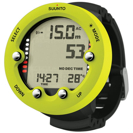 - Suunto Zoop Novo SCUBA Diving Gauge