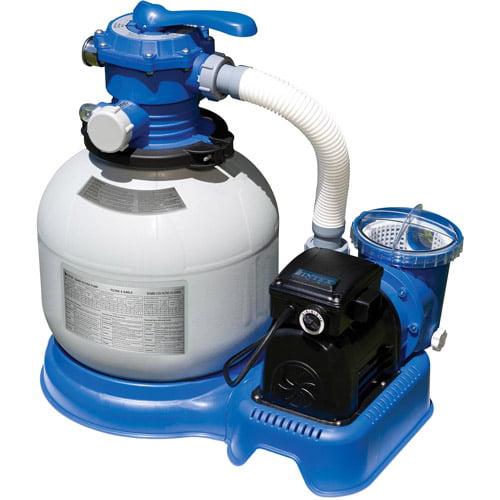 Intex Krystal Clear 1,600 Gallon Sand Filter