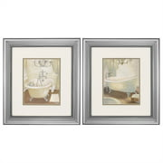 Propac Images 1909 Guest Bathroom, Pack of 2