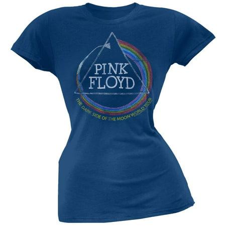 Pink Floyd - Dark Side World Tour Juniors T-Shirt