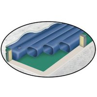 Waterbed Tubes- Free Flow Softside fluid bed replacement tube 66in length