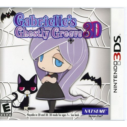 Gabrielle's Ghostly Groove (Nintendo 3DS)