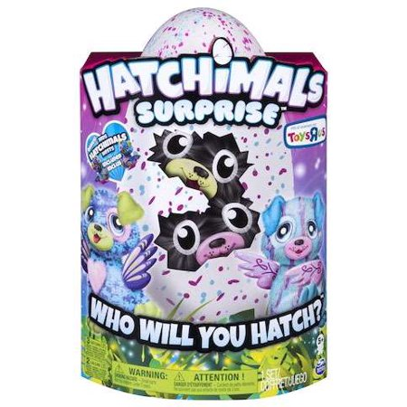 Hatchimals Surprise Twins Puppadee Magical Creature